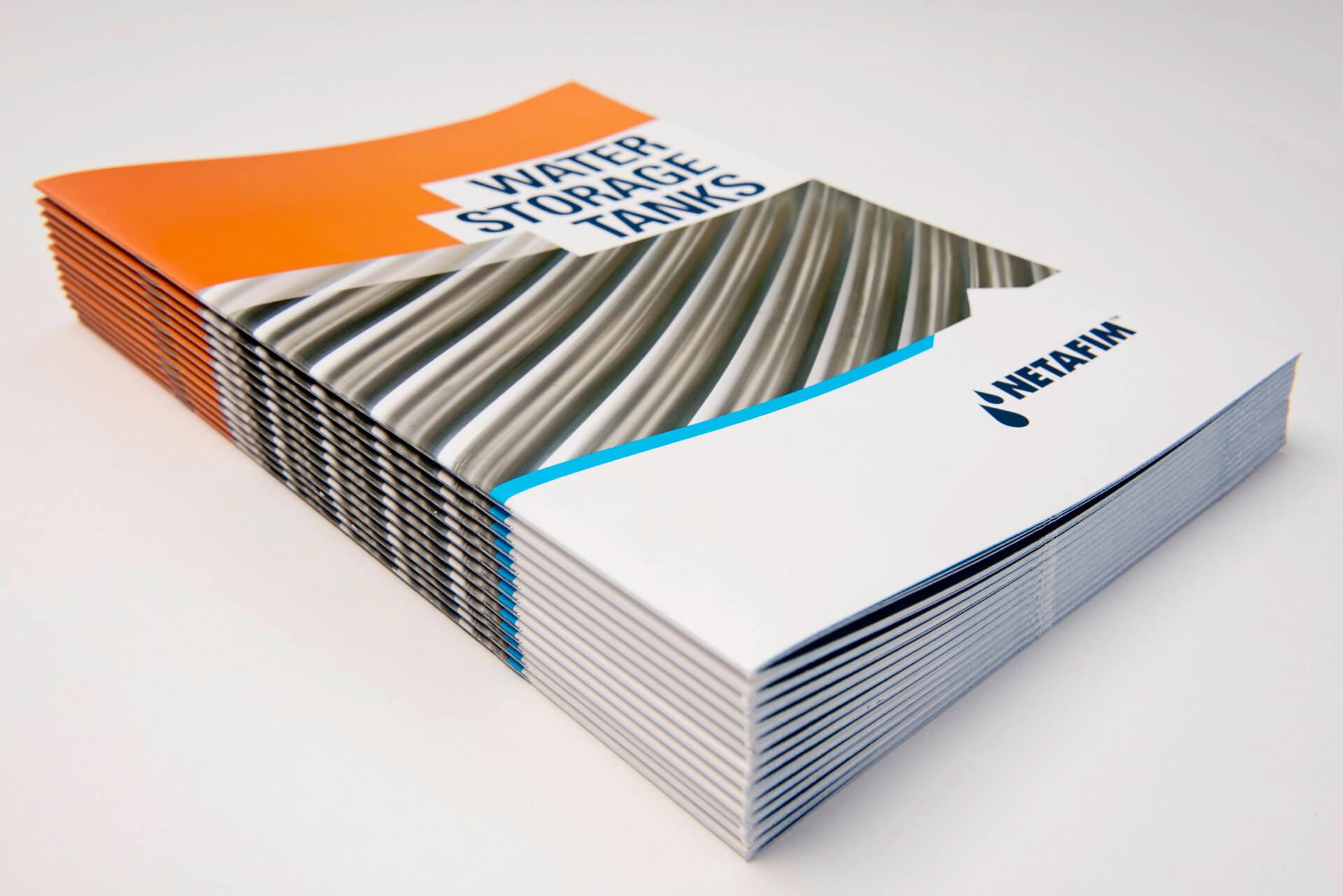 Netafim Water Tanks Brochure